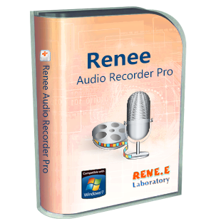 Renee Audio Recorder Pro音訊錄製