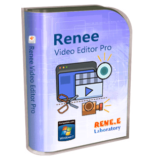 Renee Video Editor Pro進階版影片編輯